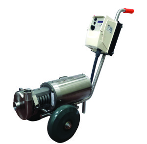 PUMP CART +114, 1.5 HP 3600 RPM WD MOTOR, NEMA 4X